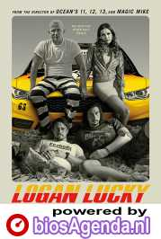 Logan Lucky poster, © 2017 Dutch FilmWorks