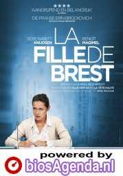 La fille de Brest poster, © 2016 September
