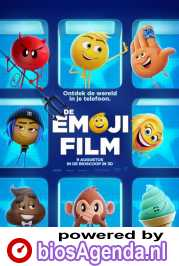 The Emoji Movie poster, © 2017 Universal Pictures International