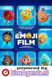 The Emoji Movie poster, © 2017 Universal Pictures International