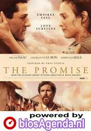 The Promise poster, © 2016 Entertainment One Benelux