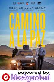 Camino a La Paz poster, copyright in handen van productiestudio en/of distributeur