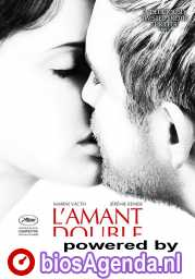 L'amant double poster, © 2017 September
