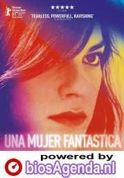 Una mujer fantástica poster, © 2017 September