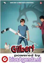 Gilbert poster, © 2016 Twin Film