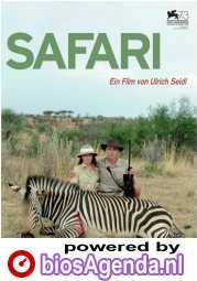 Safari poster, © 2016 Eye Film Instituut