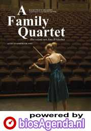 A Family Quartet poster, © 2017 Cinema Delicatessen