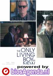 The Only Living Boy in New York poster, © 2017 The Searchers