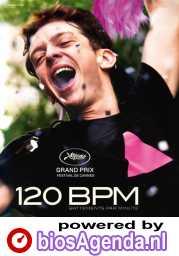 120 battements par minute poster, © 2017 Cinéart