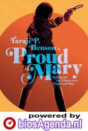 Proud Mary poster, © 2018 Universal Pictures International