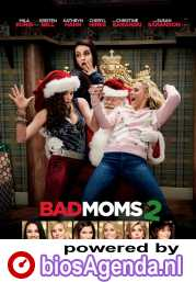A Bad Moms Christmas poster, © 2017 The Searchers