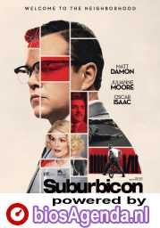 Suburbicon poster, © 2017 The Searchers