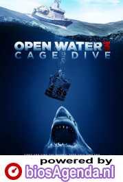 Cage Dive poster, copyright in handen van productiestudio en/of distributeur