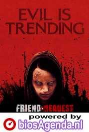 Friend Request poster, copyright in handen van productiestudio en/of distributeur