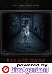Escape Room poster, © 2017 Dutch FilmWorks