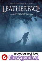 Leatherface poster, © 2017 Dutch FilmWorks