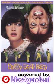 Drop Dead Fred poster, copyright in handen van productiestudio en/of distributeur