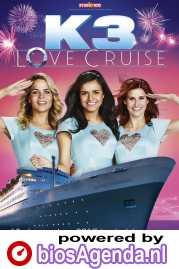 K3 Love Cruise poster, © 2017 Splendid Film