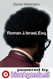 Roman Israel, Esq. poster, © 2017 Universal Pictures International
