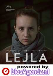 Lejla poster, copyright in handen van productiestudio en/of distributeur