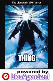 The Thing (1982) poster, copyright in handen van productiestudio en/of distributeur