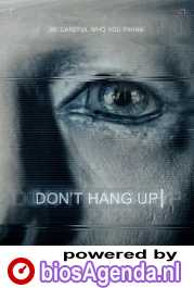 Don't Hang Up poster, copyright in handen van productiestudio en/of distributeur