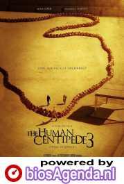 The Human Centipede III (Final Sequence) poster, copyright in handen van productiestudio en/of distributeur