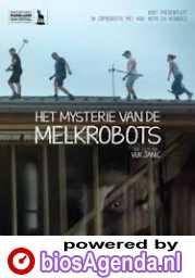 Het mysterie van de melkrobots poster, © 2017 Periscoop