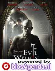 The Evil Within poster, copyright in handen van productiestudio en/of distributeur
