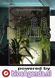 66 Kinos poster, copyright in handen van productiestudio en/of distributeur