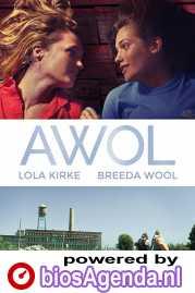 AWOL poster, copyright in handen van productiestudio en/of distributeur