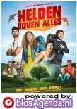 Helden Boven Alles poster, copyright in handen van productiestudio en/of distributeur