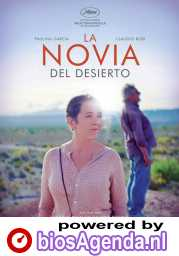 La Novia del Desierto poster, © 2017 Cinéart