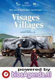 Visages, villages poster, © 2017 Cinéart