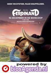 Ferdinand poster, © 2017 20th Century Fox
