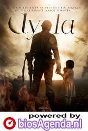 Ayla: The Daughter of War poster, copyright in handen van productiestudio en/of distributeur