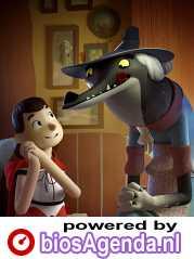 Revolting Rhymes Part One poster, copyright in handen van productiestudio en/of distributeur