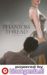 Phantom Thread poster, © 2017 Universal Pictures International