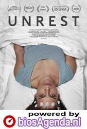 Unrest poster, copyright in handen van productiestudio en/of distributeur