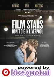 Film Stars Don't Die in Liverpool poster, © 2017 Splendid Film