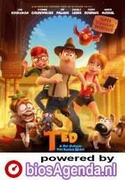 Ted & Het Geheim van Koning Midas (NL) poster, © 2017 Universal Pictures International