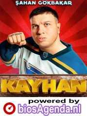 Kayhan poster, copyright in handen van productiestudio en/of distributeur