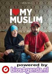 I Love My Muslim poster, copyright in handen van productiestudio en/of distributeur