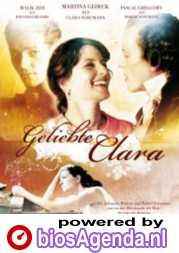 Geliebte Clara poster, copyright in handen van productiestudio en/of distributeur