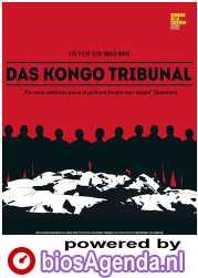 The Congo Tribunal poster, copyright in handen van productiestudio en/of distributeur