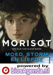 Morisot: Moed, Storm en Liefde poster, © 2018 Cinema Delicatessen
