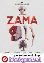 Zama poster, © 2017 De Filmfreak