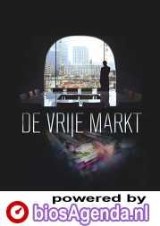 De Vrije Markt poster, copyright in handen van productiestudio en/of distributeur