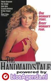 The Handmaid's Tale poster, copyright in handen van productiestudio en/of distributeur