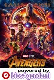Avengers: Infinity War Part 1 3D poster, © 2018 Walt Disney Pictures